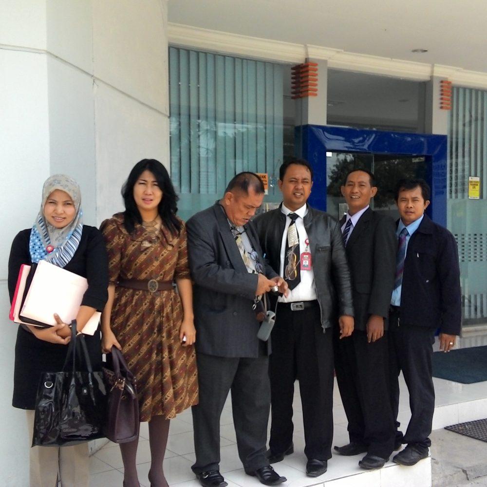 investigasi dg kpknl sby terkait pembatalan lelang